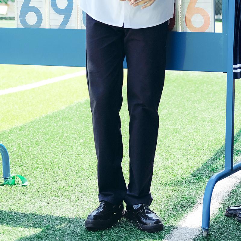 长裤学生班服