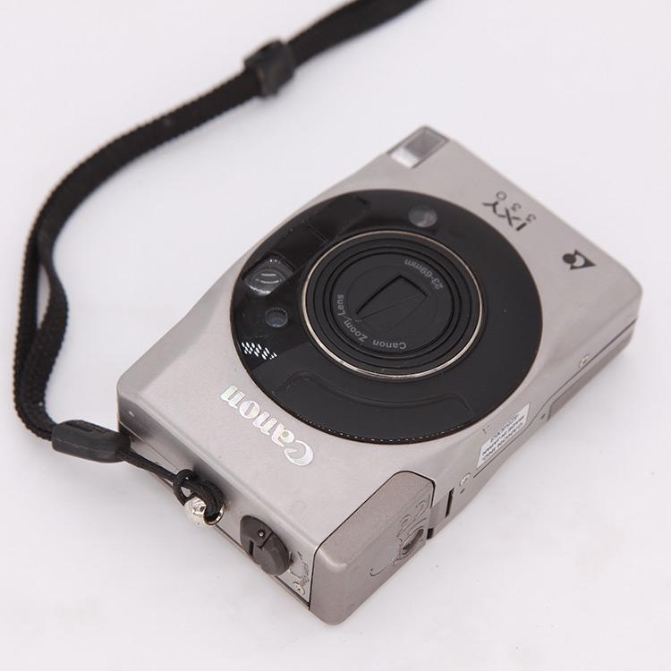 佳能IXY APS 胶卷胶片机 傻瓜便携小型卡片相机 通电故障品
