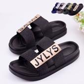 夏季韩版新款男士拖鞋百搭个性时尚一字鞋休闲凉鞋沙滩凉拖潮外穿