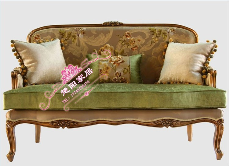 简易木沙发特价