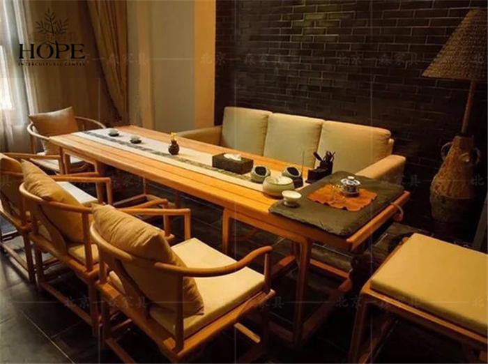 古式桌椅组合