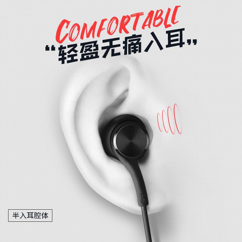 奇联 BS8无线运动蓝牙耳机头戴式跑步耳塞双耳入耳颈挂脖式