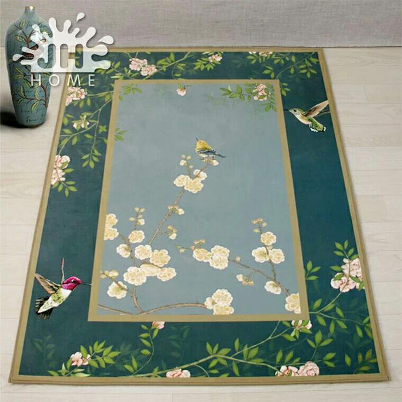 书房地毯现代简约
