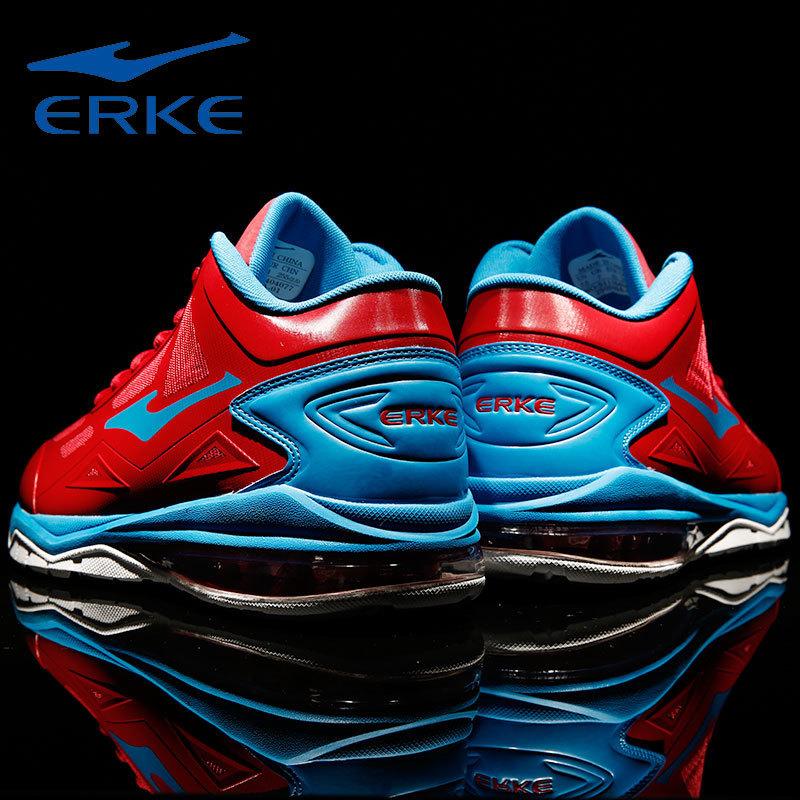 鸿星尔克篮球鞋男鞋夏新款减震球鞋运动鞋超轻水泥地低帮篮球战靴
