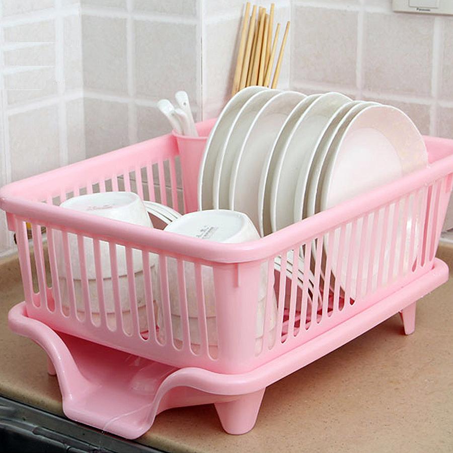 碗碟沥水篮塑料