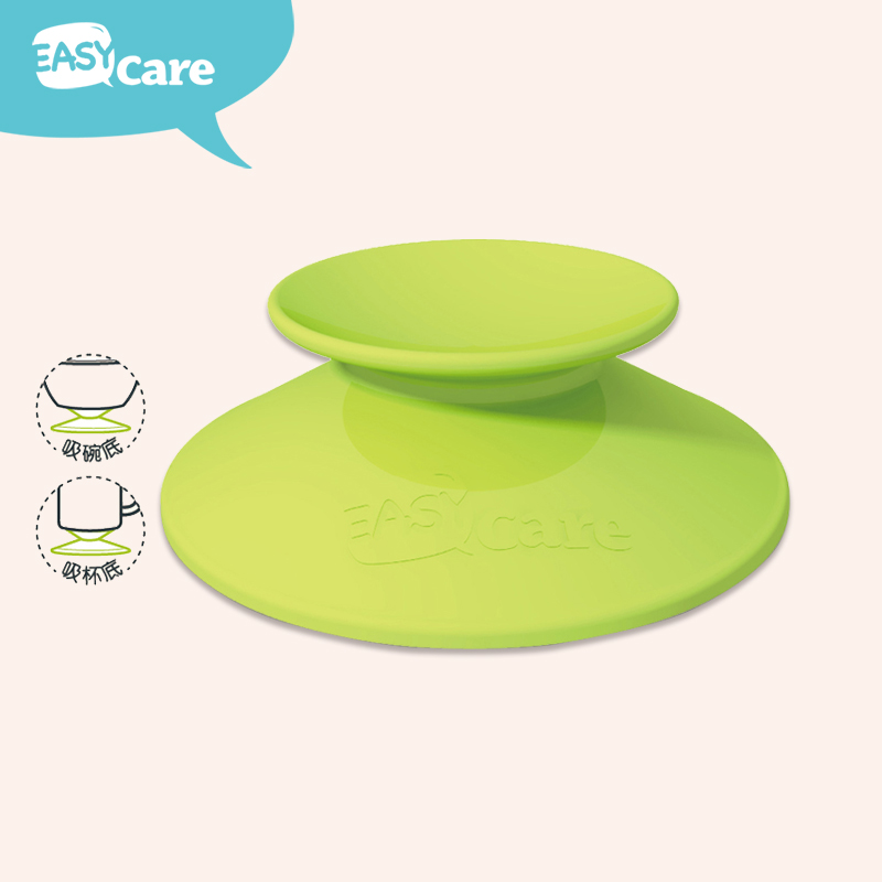 伊斯卡尔儿童餐具托盘宝宝餐碗吸盘婴儿餐具硅胶吸盘强力吸盘