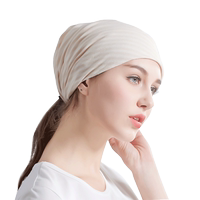 Postpartum confinement hat summer thin section autumn and winter breathable pregnant women turban spring maternal windproof supplies spring and autumn