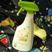 天然宝宝玩具清洁液婴儿餐椅清洁喷雾剂 甘尼克宝贝BabyGanics图片