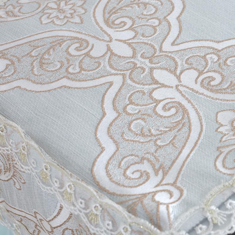 布艺美的格兰仕微波炉罩子盖布烤箱套防油防尘帘厨房家用收纳盖巾