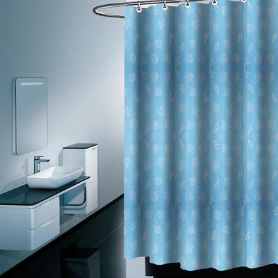涤纶浴室帘子爆款