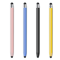 Ipad capacitive pen touch screen pen mobile phone stylus apple pencil flat universal fine head Huawei oppovivo handwriting painting pen metal touch writing pen millet apple stylus