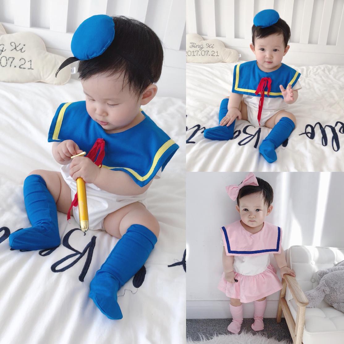 韩国婴儿夏装