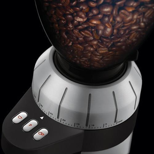 Welhome/惠家 电控/手动咖啡研磨机磨豆机ZD-16 自动控制出粉量