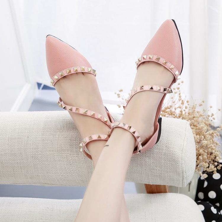 小辣椒新款女鞋