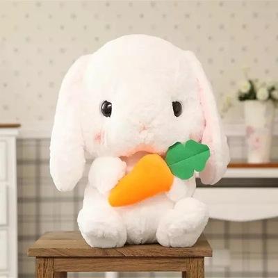 韩国可爱垂耳兔毛绒玩具兔子娃娃公仔玩偶生日七夕情人节礼物女友