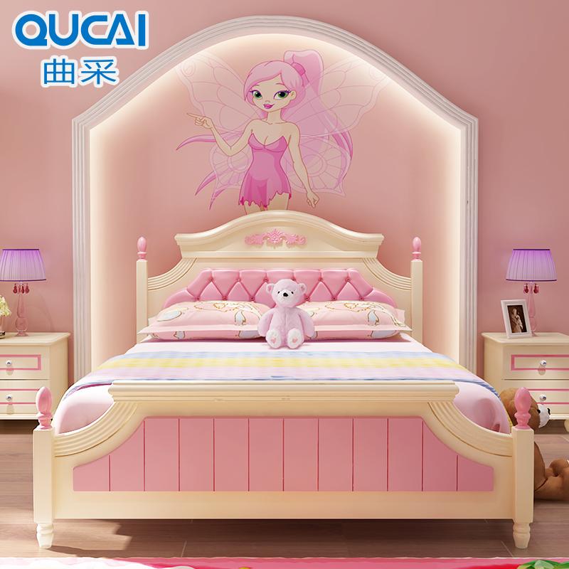 套房公主床单人床