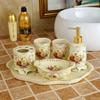 卫浴五件套陶瓷新婚