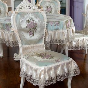 秀薇花香满庭欧式餐椅