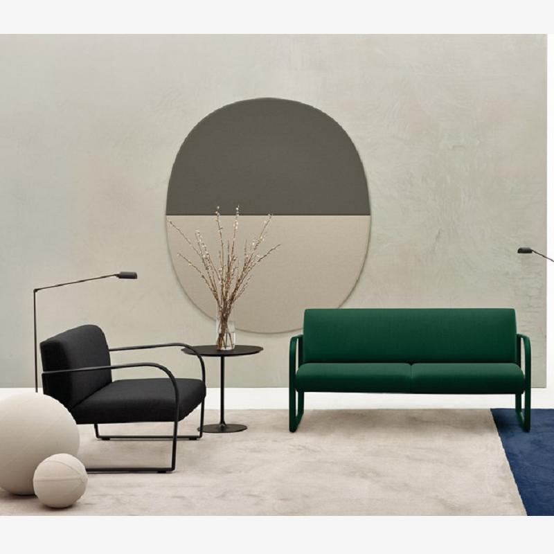 北欧铁艺沙发简约现代网红沙发工作室工业风沙发小户型沙发椅组合