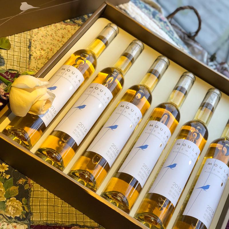 白葡萄酒冰酒