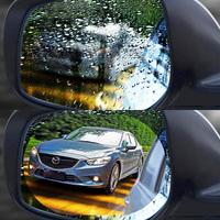 后视镜防雨贴膜汽车倒车镜反光镜侧窗防水防雨膜纳米防雾通用全屏