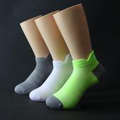 运动袜女专业跑步袜子春夏秋冬季户外健身休闲袜子女纯棉船袜潮