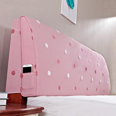 亚麻水洗棉床头靠垫简约宜家大靠背垫榻榻米软包公主床头靠可拆洗网店网址