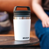 American Stanley Stanley net red hanging ear stainless steel insulation coffee cup inwind with hand cup portable small