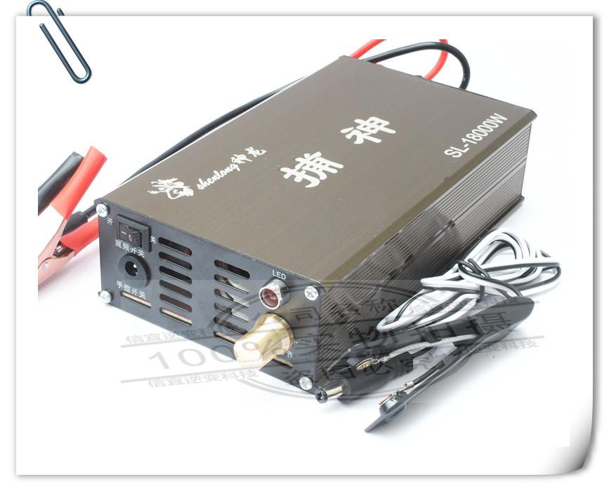 神龙电器美格18000逆变器混频释放器12V电源转换器