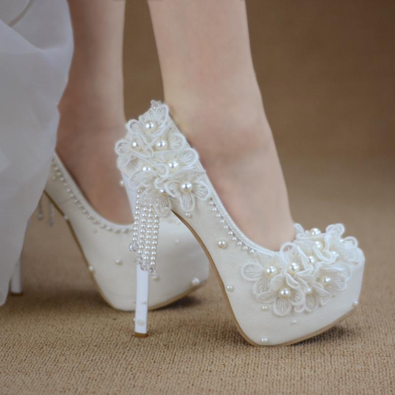 单鞋流苏花朵