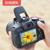 相机女学生款 高清数码 入门级 单反相机 Canon 女男 旅游 佳能750D套机蚂蚁摄影EOS