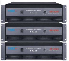 现货T-KOKOPA公共广播系统1500W纯后级定压功放 广播功放AP-3500