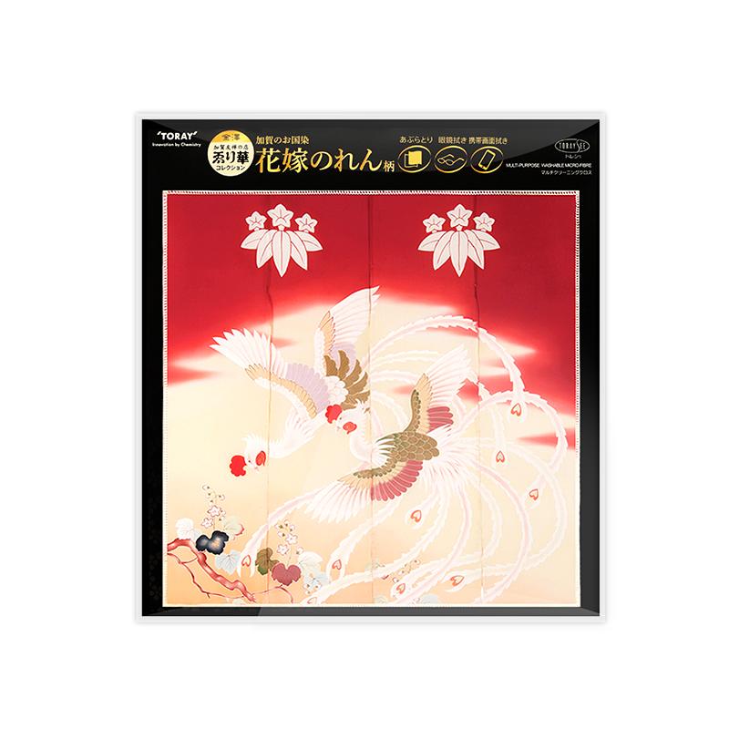 东丽Toraysee日本进口花嫁系列/高密度纤维镜头清洁擦拭布擦屏布