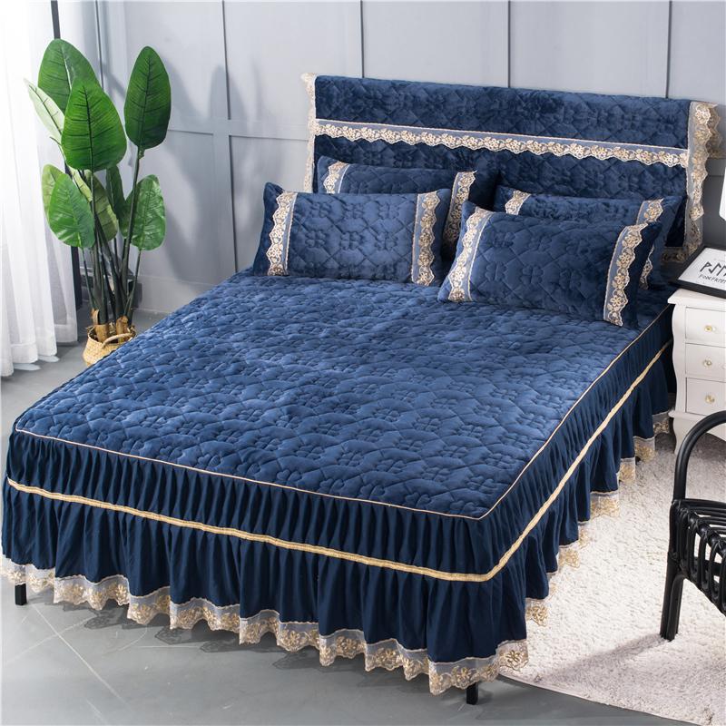 欧式床套床罩