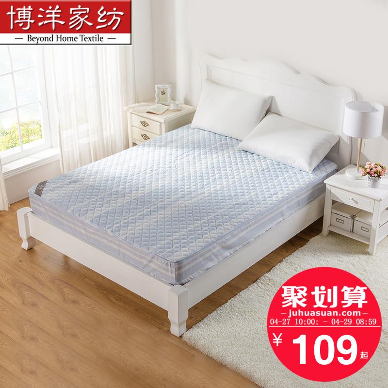 双人床笠床垫