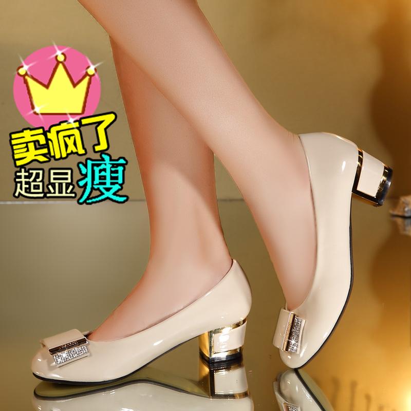 百麗蝴蝶結高跟鞋