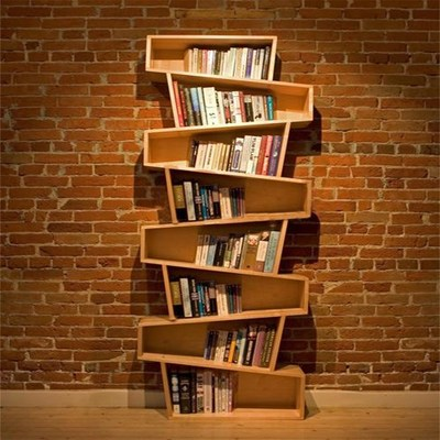 创意书架 节节高书架 概念书架 书柜 个性 时尚 简约 唯美 设计师品牌巨惠