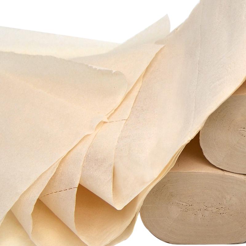熊孩子5.8斤本色卫生纸无芯卷纸家用批发卷筒纸家庭实惠装手纸巾