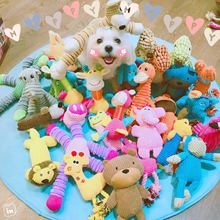 Three parcel posts! Lovely bite-resistant pet plush toy dog toy Teddy toy Bomei doll company