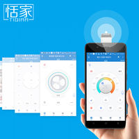 Mobile phone infrared transmitter Huawei oppo millet vivo Apple Android otg universal remote control wizard plug