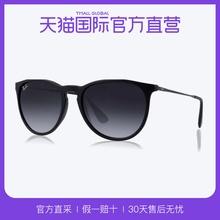 【直营】RayBan雷朋进口太阳眼镜艾瑞卡超轻亚洲版RB4171F美国图片