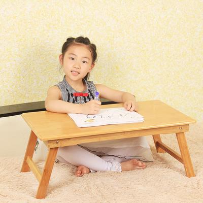 楠竹折叠笔记本电脑桌床上用小桌子懒人简约书桌学习桌炕桌榻榻米销量排行