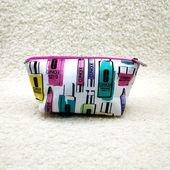 手拿包 收纳包 零钱包 倩碧时髦3部曲图案化装 专柜赠品包包