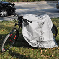 Mountain bike dust cover electric car rain cover motorcycle car cover sunshade cover bicycle cover car clothing waterproof cover