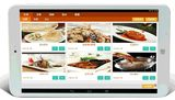 Wireless Tablet A la carte scan code order Chinese food hot pot restaurant management software cash register system one machine