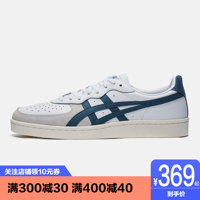 亚瑟士鬼塚虎男鞋板鞋2019秋冬季新款休闲鞋小白鞋运动鞋