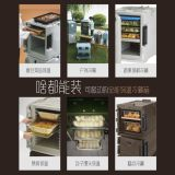 Commercial incubator cake dessert West Point refrigerated box Canteen meal insulation box super large food incubator