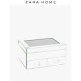 Zara Home Nordic Transparent Drawer Mirror Jewelry Box Simple Dresser Peniting 48490099990