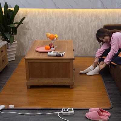 韩国碳晶地暖垫电热地毯碳晶哪款好