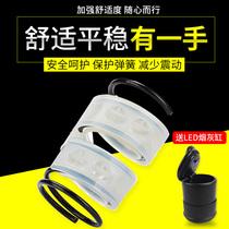 汽车弹簧减震胶避震器缓冲胶加强版配件改装胶垫胶圈胶套 送扎带